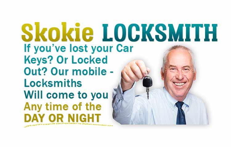 Locksmith in Skokie IL - Locksmith Near Me - (773) 423-1222